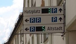 Empfehlungen zum Parkierungskonzept