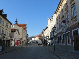 Umgestaltung der Marktstraße