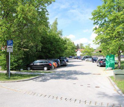 Erweiterung Paradiesweg