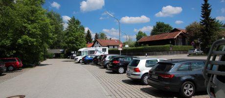 Machbarkeitsstudie zum Parkdeck am Paradiesweg